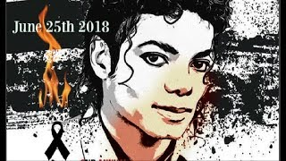 Michael Jackson - No Tears Left To Cry { 9th Memorial Tribute } HD