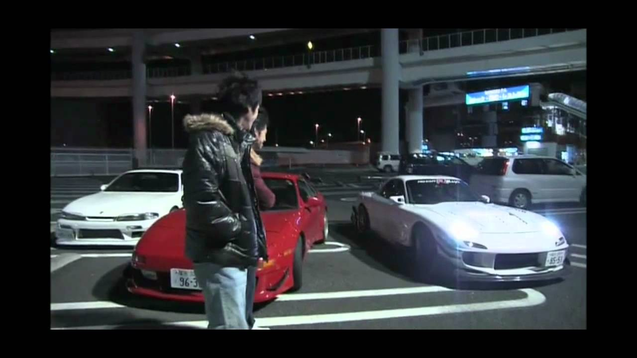japanese movie drift scenes part 6 youtube