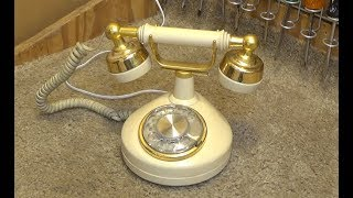 Western Electric French Rotary Telephone | Initial Checkout