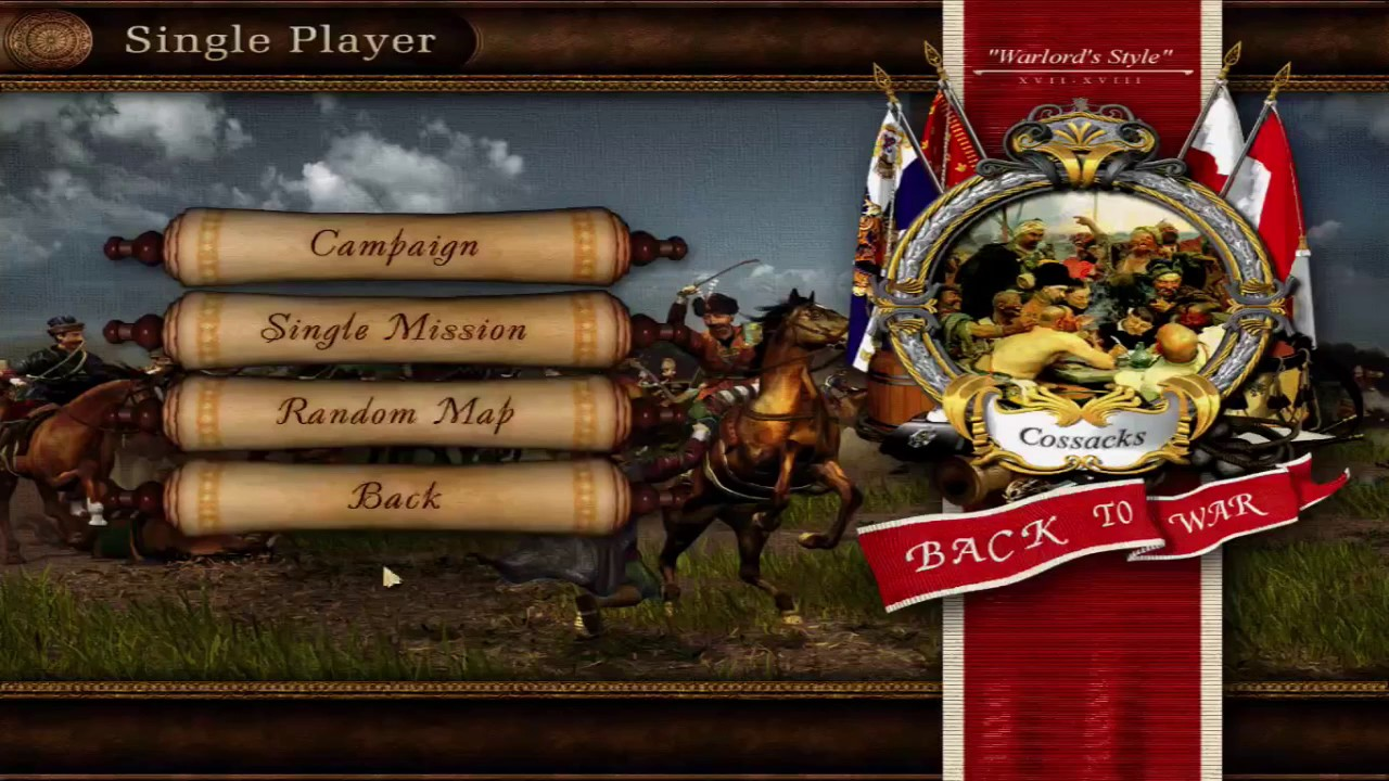 cossacks gratuitement pour windows 7