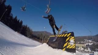 Shred&Grill Jaworzyna Krynicka - Krynistler Snowpark