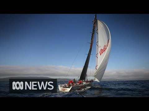Wild Oats XI takes line honours in Sydney to Hobart race | ABC News