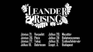 Leander Rising - Öngyötrő teaser + 27.000 likes + Tour Dates Thumbnail