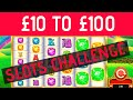 £10 to £100 Slots Challenge at 32Red Casino - Featuring Rainbow Riches Megaways, Primal & More Slots