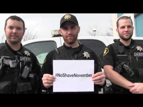 Washington County Sheriff's Office No Shave November