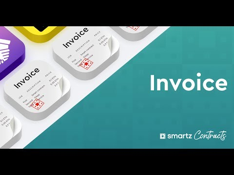 How to Deploy Invoice Smart Contract