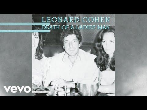 Leonard Cohen - Death of a Ladies' Man (Official Audio)