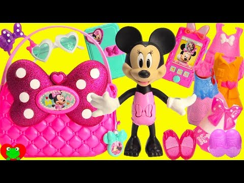 Minnie Mouse Fashion Purse Mix and Match Surprises