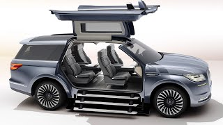 Top 8 Ultra Luxury SUV 2021