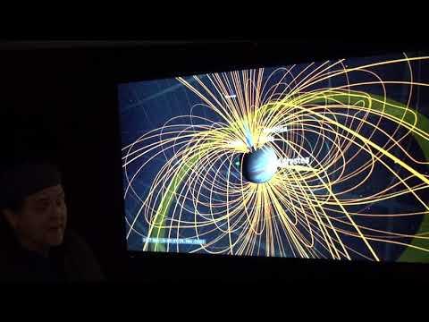 Earths Moon creates Earths Magnetic field