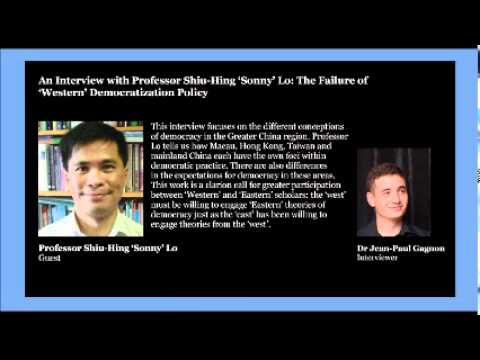 An Interview with Professor Shiu-Hing Lo.wmv