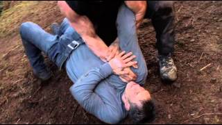 Gary daniels Vs Steve Austin (hunt to Kill)