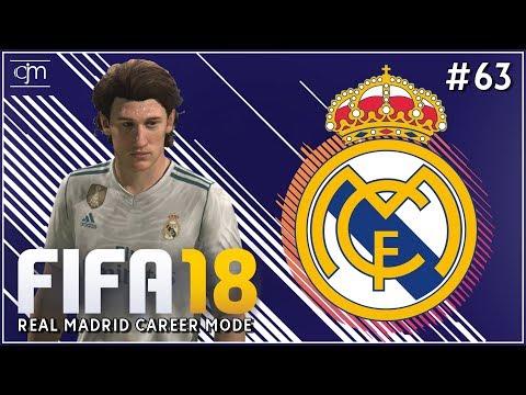 FIFA 18 Real Madrid Career Mode: Derby Madrid Di Wanda Metropolitano #63 (Bahasa Indonesia)