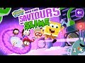 SpongeBob SquarePants and the Saviours of Slime (Nickelodeon Games)