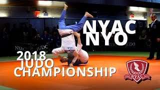 2018 New York Open Judo Championship HL v2