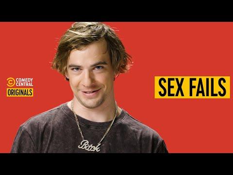 Cherdleys Failed His Way into the Mile High Club - Sex Fails