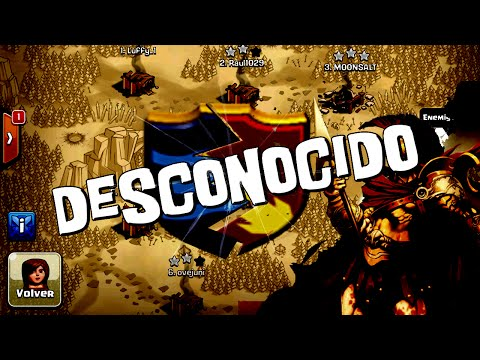 Desconocido | Martes Bélico #11 | Descubriendo Clash of Clans