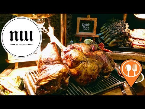 COMPLETE NIU by Vikings SM Aura MENU | High-End Dinner Buffet in the Philippines | Food Trips TV