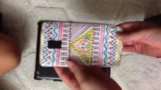 Telefon Kılıfı Süslemesi Nasıl Yapılır? Kendin Yap/diy