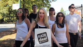 """Fed Up"" (Support the BCTF Protest Rap / Iggy Azalea ""Fancy"" Parody)"