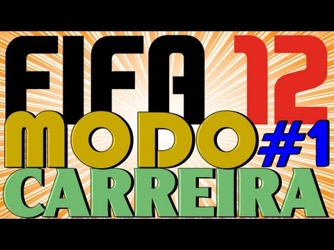 (Re-Up) FIFA 12 Modo Carreira : Juíz FDP! #1