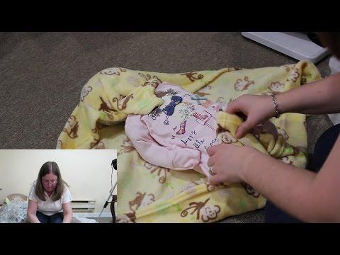 Asian Reborn Baby Box Opening Doll Break Ep 135 Youtube