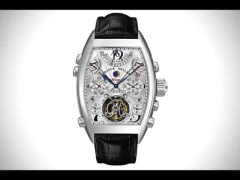 5f8b0b5b5ce  2.7 Million Dollar Franck Muller Aeternitas Mega 4 Watch - YouTube