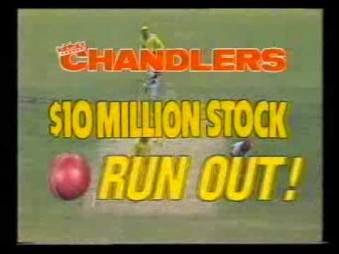Chandlers Electrical Advert 1990