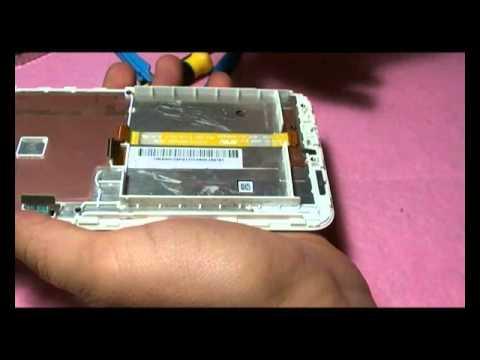 Asus FonePad 6 замена тачскрина