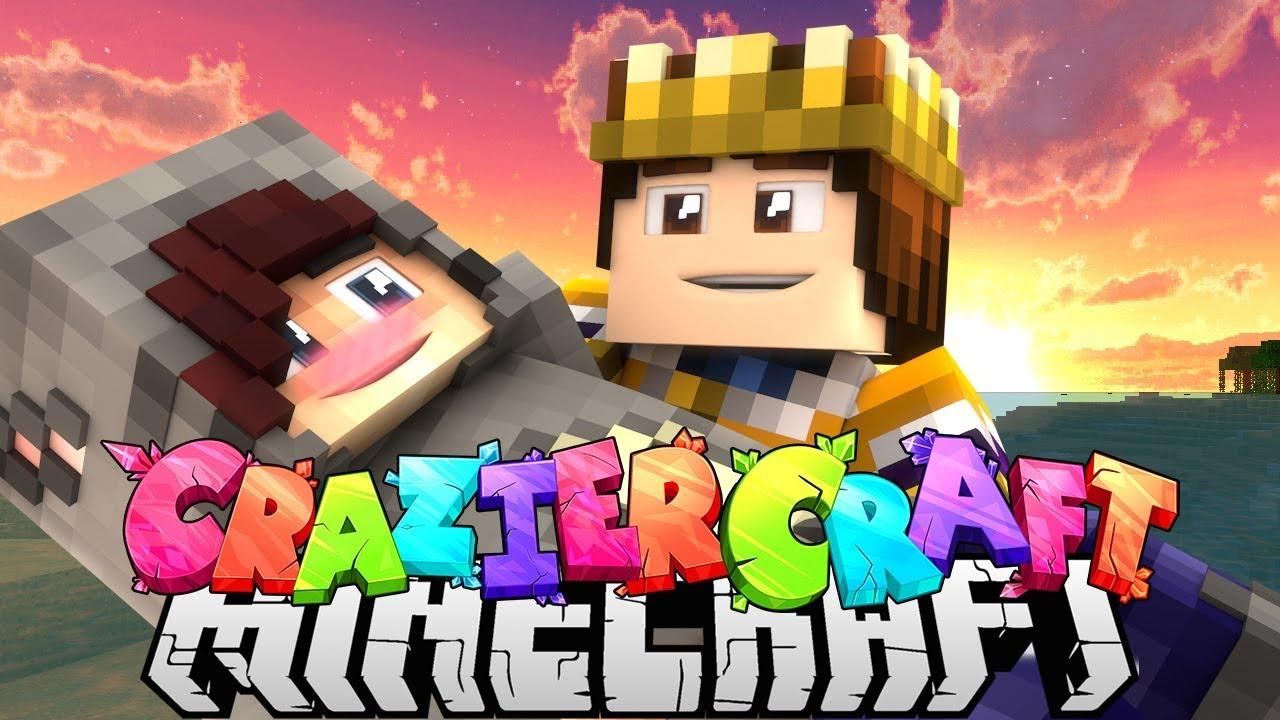 Download MEET MY NEW BOYFRIEND! - Minecraft CrazierCraft SMP - Ep.1