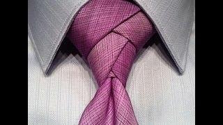 видео Узлы для галстука: виды и способ завязывания
