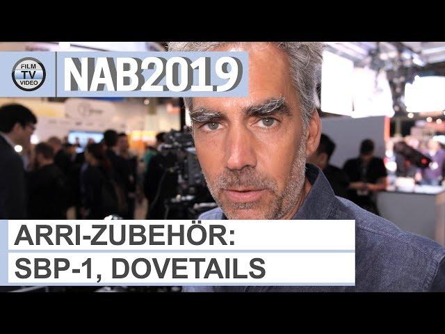 NAB2019: Neues Arri-Zubehör