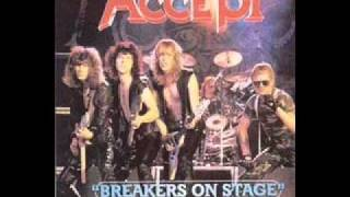 Accept-Princess Of The Dawn Live 1985
