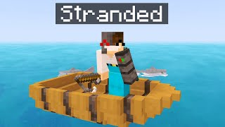 Minecraft, If You Were Stranded On A Raft...