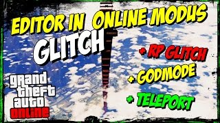 GTA 5 ONLINE EDITOR IN DEN ONLINE MODUS + GOD MODE + TELEPORT & RP GLITCH ★ PATCH 1.32 (GERMAN) [HD]