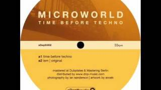 Release: Microworld - Time Before Techno Label: aDepth audio | Cat....