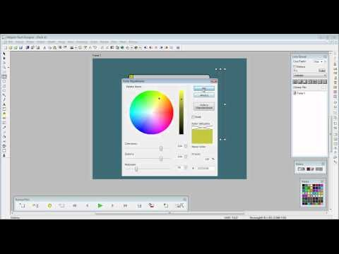 Alligator Flash Designer Tutorial Scrollbar Suwak