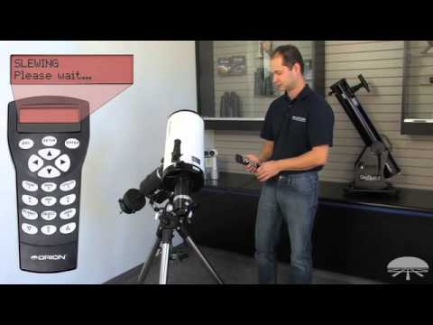 Orion Atlas and Sirius Equatorial Mounts - Orion Telescopes and Binoculars