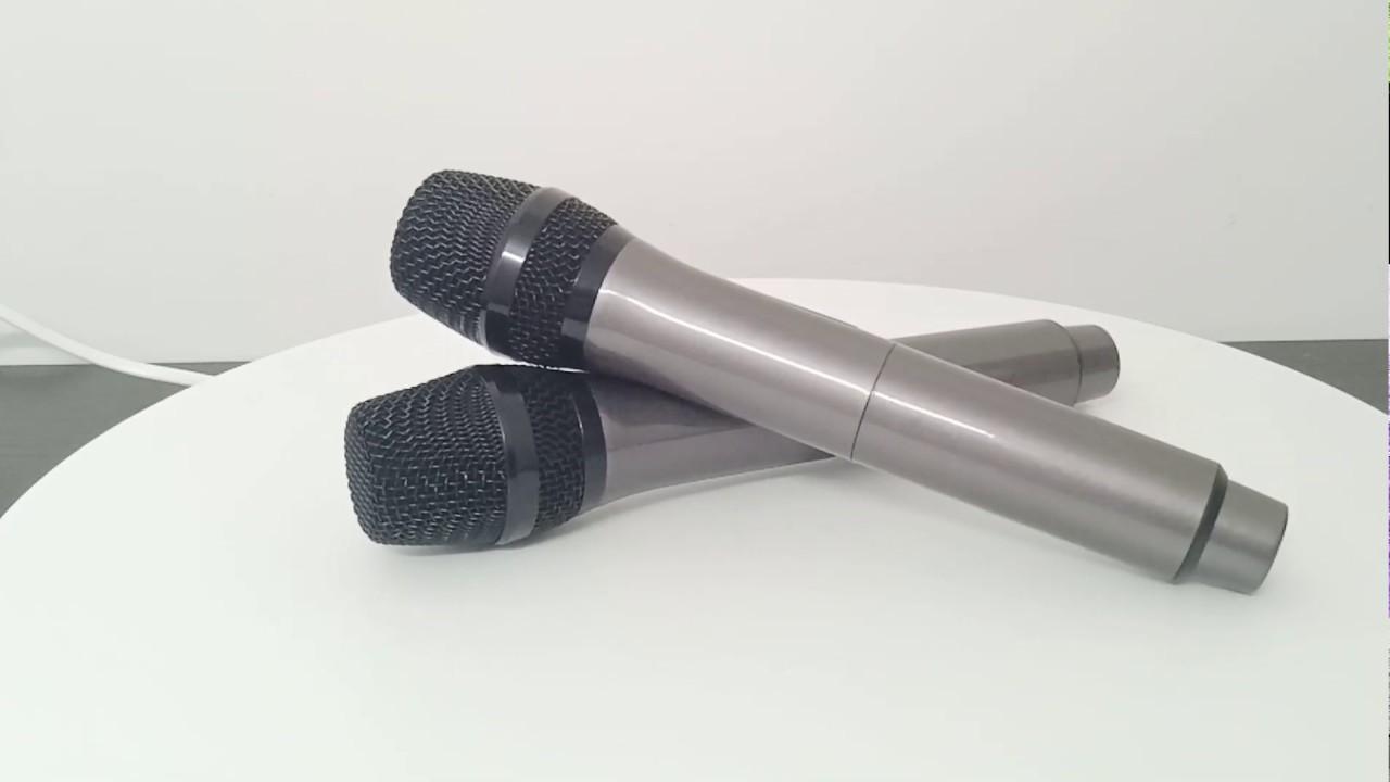 G Mark X220u Wireless Microphone Youtube