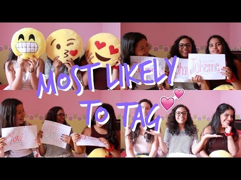 MOST LIKELY TO TAG | Johanna De La Cruz