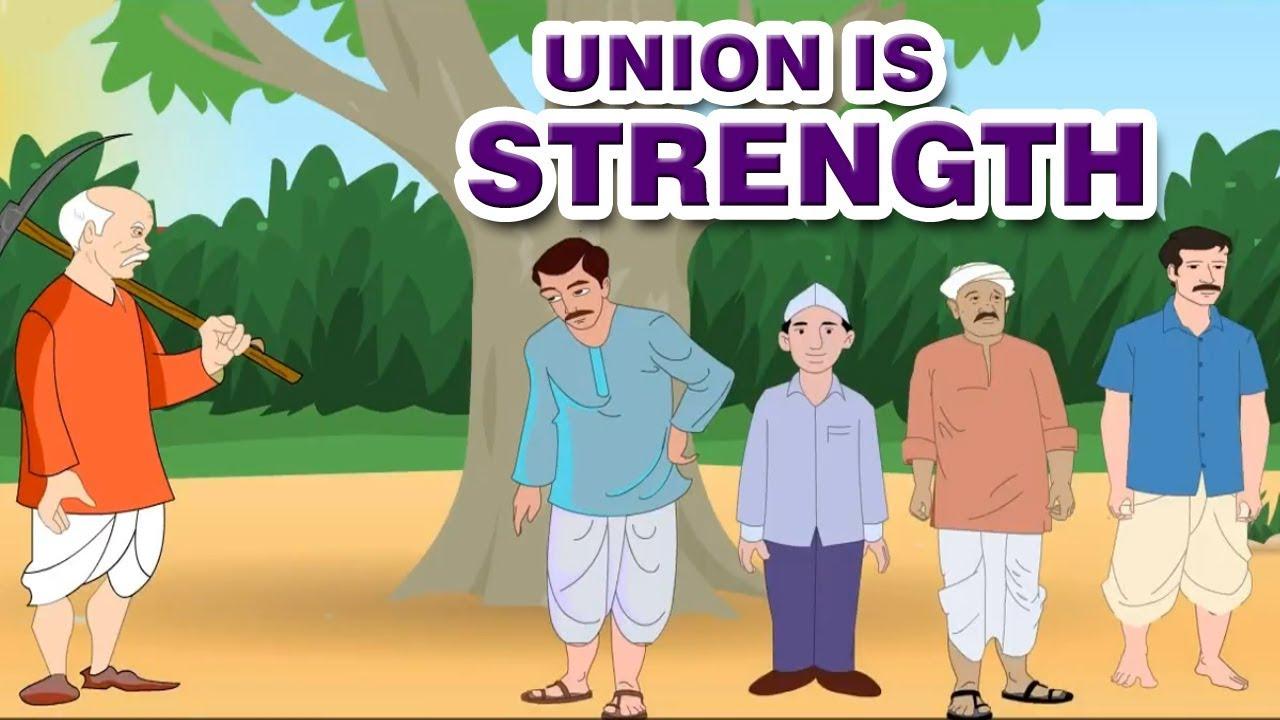 Union is strength   2nd Std   English   English Medium