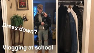 Day In The Life Of School (Dress Down Day!)