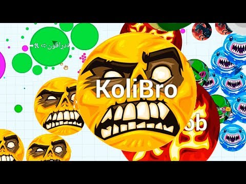 Blob.io Mobile - Ultimate Solo Destroying Teams ( Game Like Agar.io )