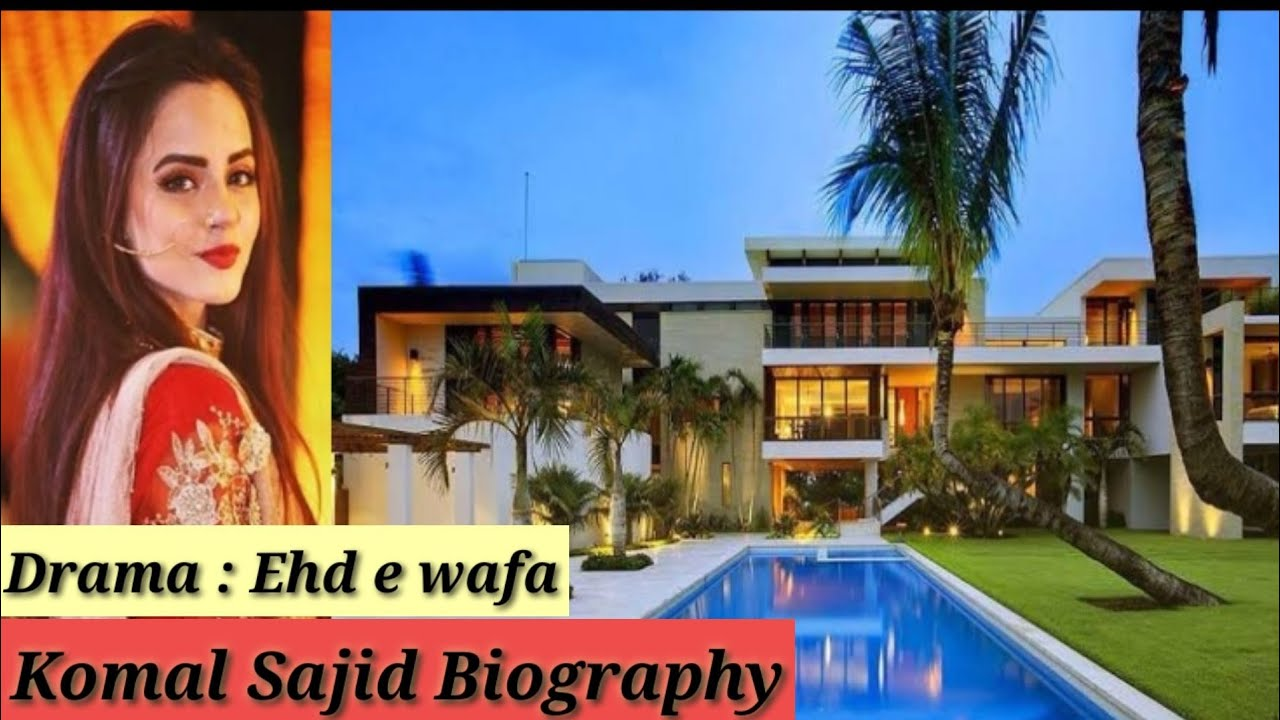 Komal Sajid Biography Height Weight Age Youtube