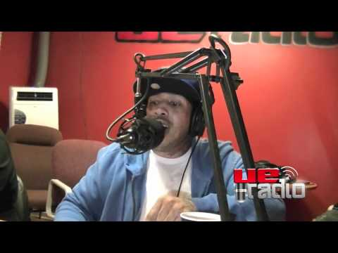 PEEDI CRAKK 20min freestyle on UE Radio @UE_Studio