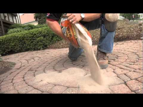 Brick Paver Maintenance by The Brick Paver Dr. - www.thebrickpaverdoctor