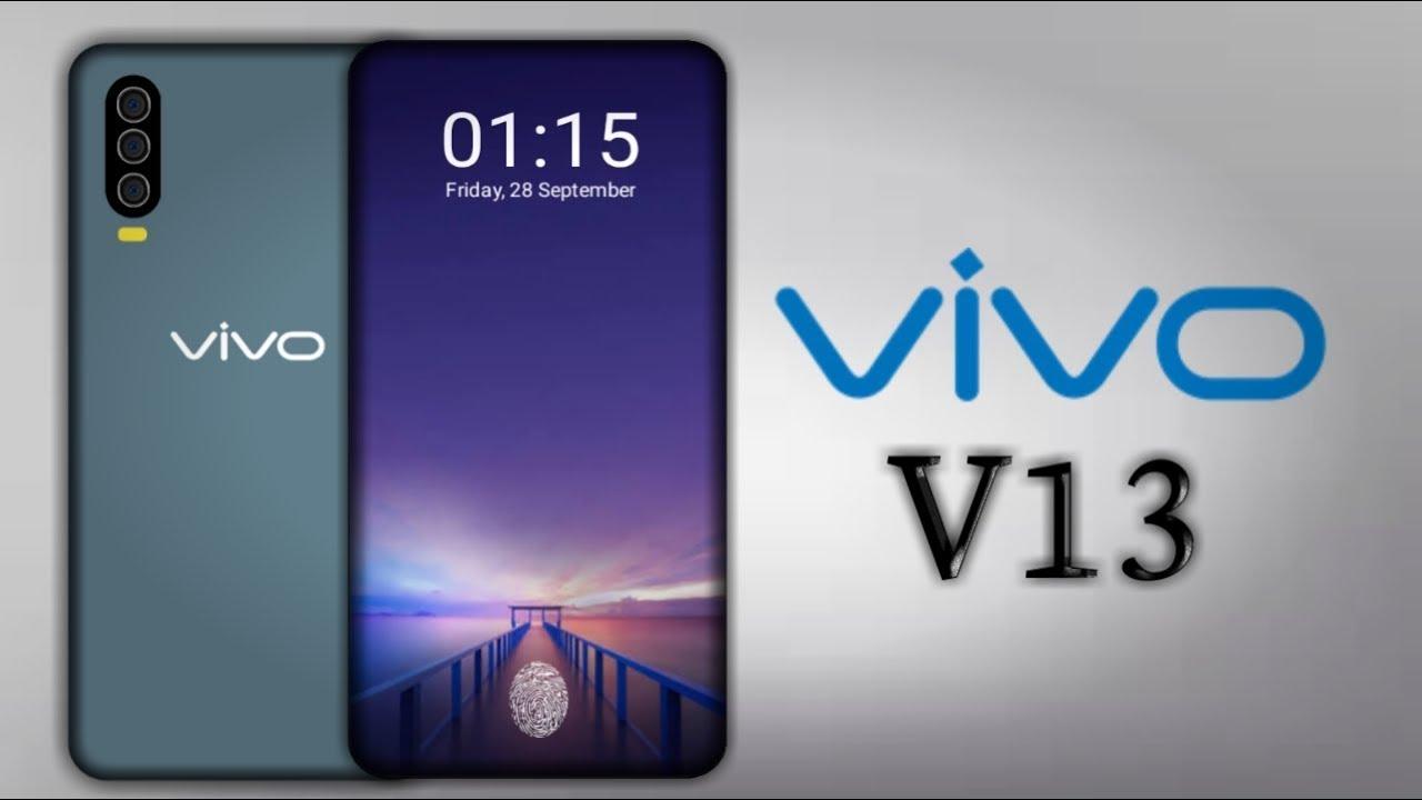 Vivo V13 - First Look, Specs, Trailer, Concept, Design, 5G, Introduction ! #1