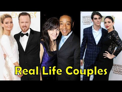 Real Life Couples of Breaking Bad