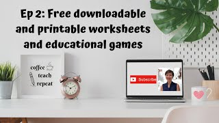 Where To Find Free Printable Worksheets And Educational Games For Kids