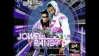 Daddy Yankee Feat Jowell y Randy Bailando Fue Original Studio New Song Nueva Cancion!! 2009